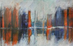 Pauline Wiltshire's Abstract No. 3