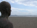 Crosby Sands - Anthony Gormley's Another Place